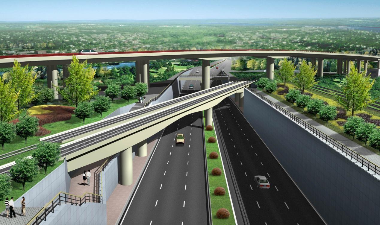 智慧城市基础设施-软易达_PLM|BIM|CATIA